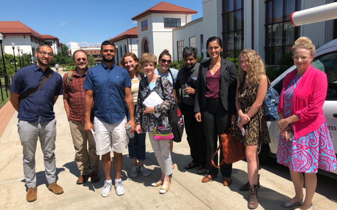Introducing the First NJ Sustainability Reporting Fellows