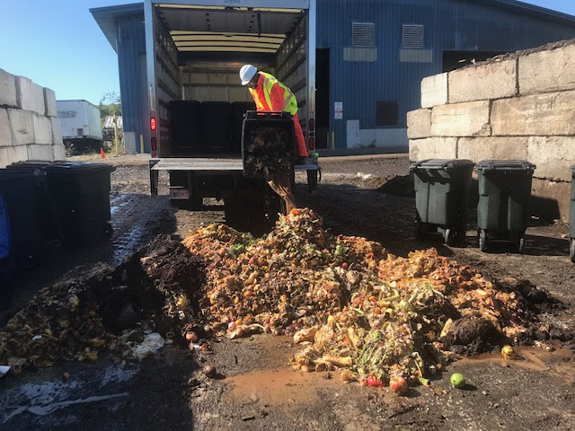 Local South Orange-Maplewood Composters See Growth in the Long Haul