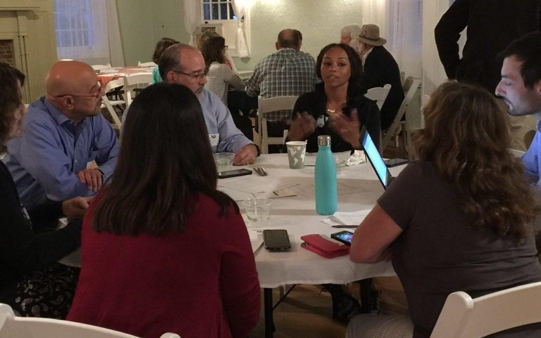 Energy Cooperative, Economic Disparities Discussed at Maplewood Session