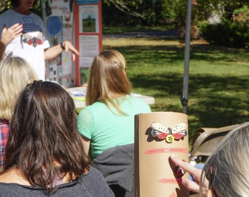 Alliance for New Jersey Environmental Education Gathers at Duke Farms