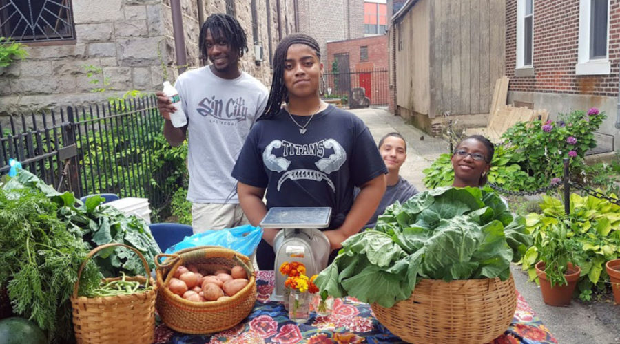 Kapow! Hot Sauce: Employing Camden Teens and Fighting Food Insecurity