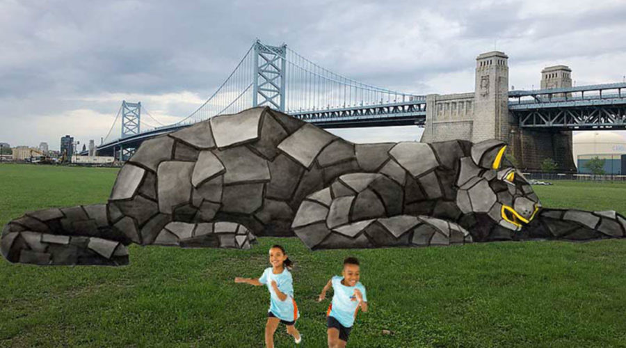 """To watch: 6 Green Public Art Projects Popping up in Camden Soon for """"A New View"""""""