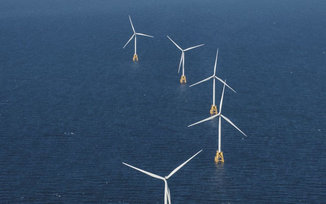 Offshore Wind Impact Seen In Economy As Well As Emissions