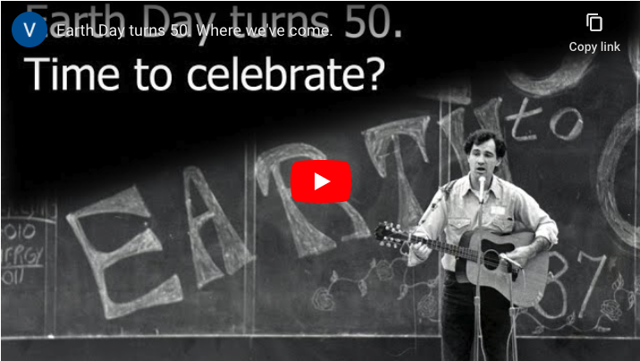 Earth Day turns 50 – How far we've come