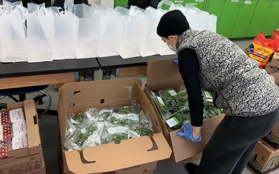 Nonprofits Continue to Tackle Food Waste and Hunger throughout the Pandemic