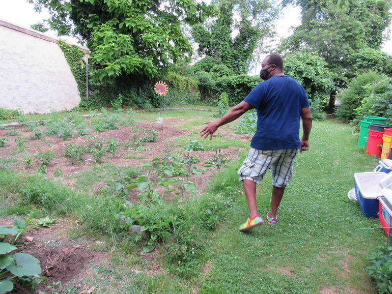 Lots Don't Stay Vacant in Camden, Thanks to These Community Farmers