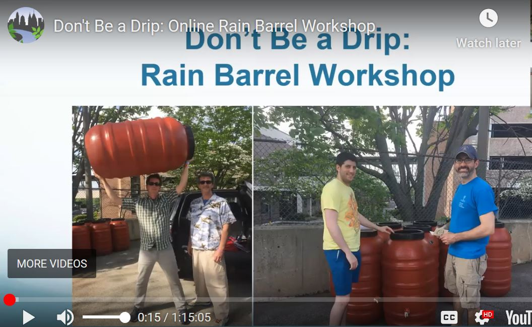 Water Conservation Tools You Can Use During Heat and Little Rain