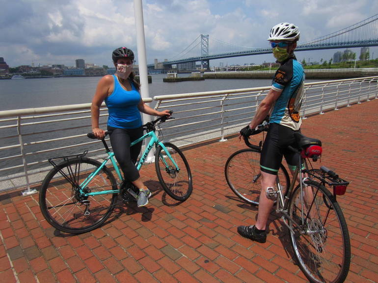 Before 33-Mile Trail Could Branch Out Into Hundreds, Camden County Will Have to Envision It