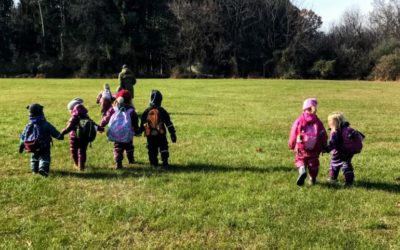 Could Outdoor Learning Be the Key to Reopening Schools?