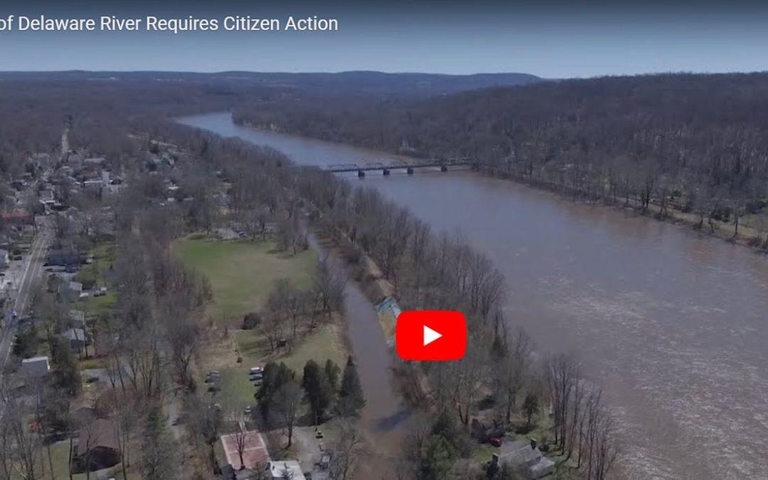 Future Health of Delaware River Requires Citizen Action