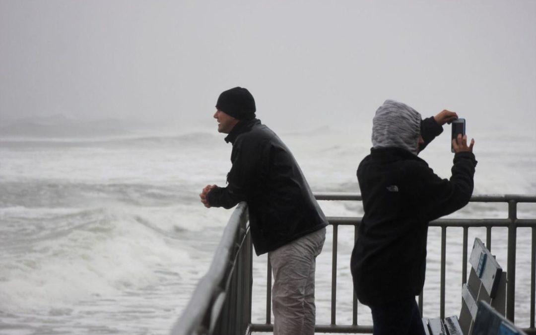 NOAA Scientist: Warmer Oceans Will Mean Stronger Hurricanes
